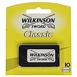 Wilkinson Sword Classic Rasierklingen, für Herren Rasierer, 10 St