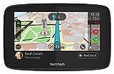 TomTom GO 520 1PN5.002.01 Navigationsgerät (12,7 cm (5 Zoll), Updates via WiFi, Smartphone Benachrichtigungen, Freisprechen, Lebenslang Karten (Welt), Traffic über Smartphone SIM-Karte)